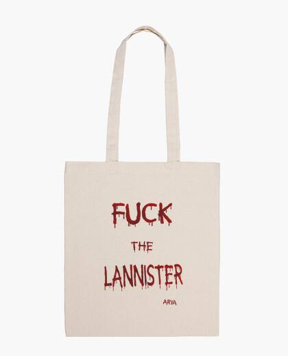 Bolsa Fuck the Lannister - Bolso