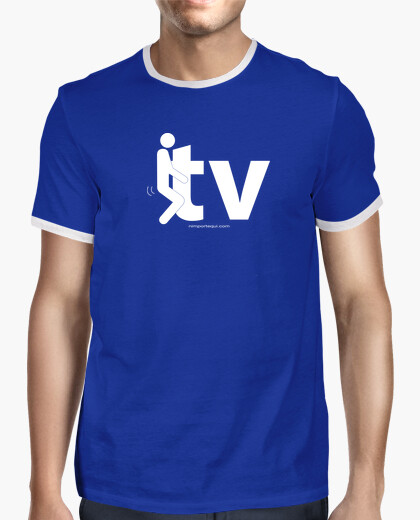 Fuck tv (rémi Gaillard) - men / men t-shirt
