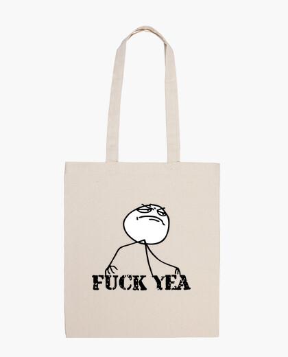 Fuck yea bag