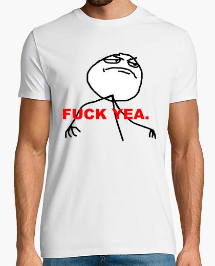 Camiseta Fuck Yea