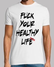 Fuck your healthy life. Malavirgen