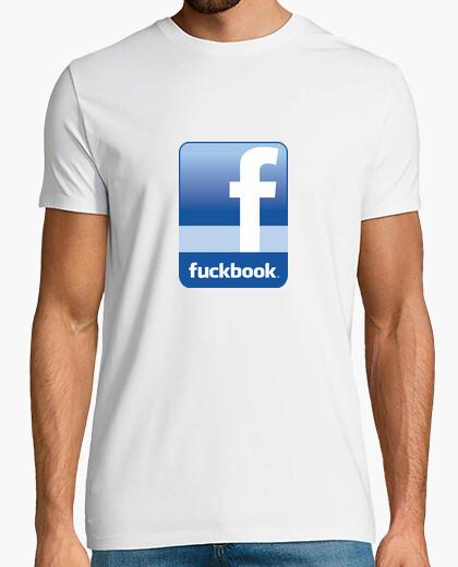 Camiseta Fuckbook