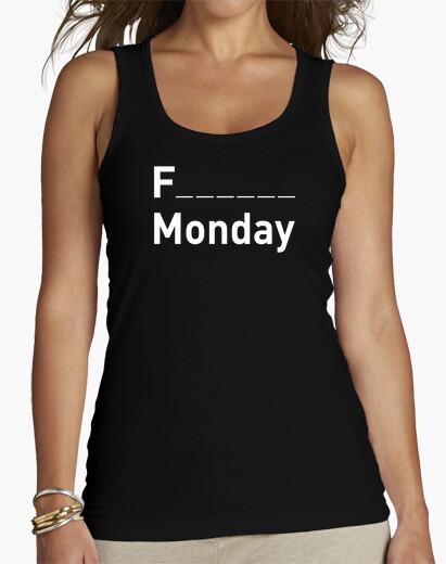 Camiseta Fucking Monday N