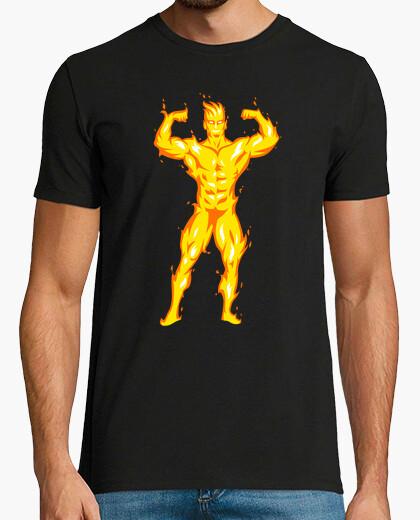 Camiseta Fuego en las venas