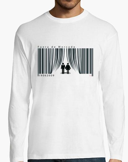 Camiseta Fuera de mercado