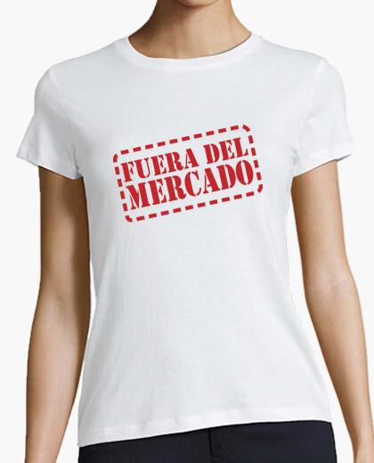 Camiseta Fuera Del Mercado