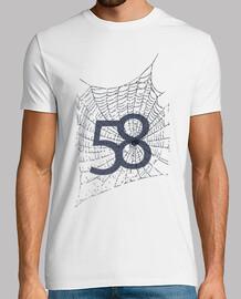 Fuera Moscas / 58 / Tela de Araña