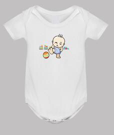 fufbolista bébé