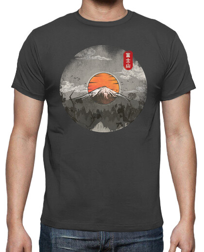 Visualizza T-shirt in giapponese