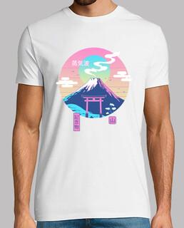 fuji wave shirt herren