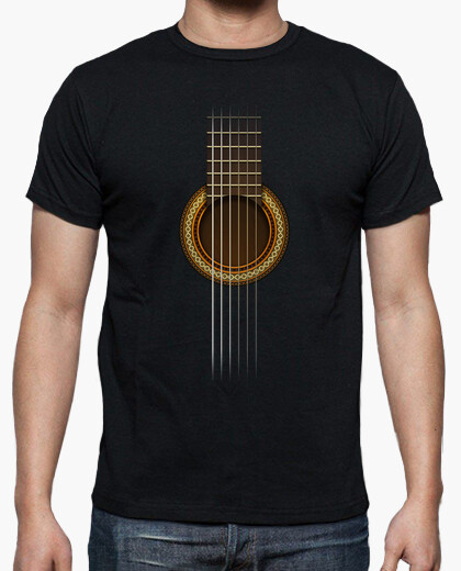 Full guitar t-shirt