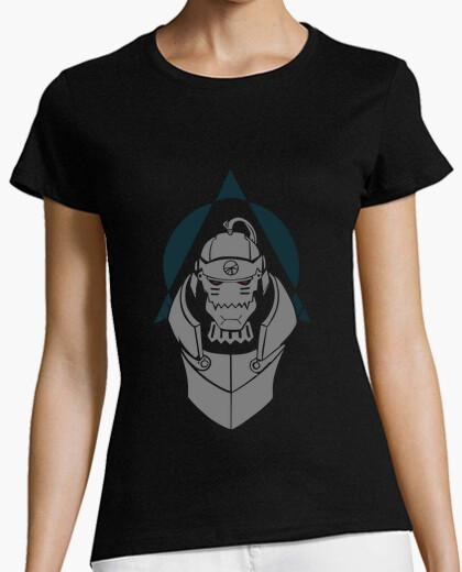 Camiseta full metal alchemist - alfonso
