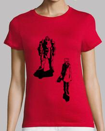 Full metal brothers- Camiseta mujer