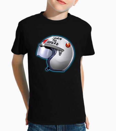 Ropa infantil Full Metal Helmet