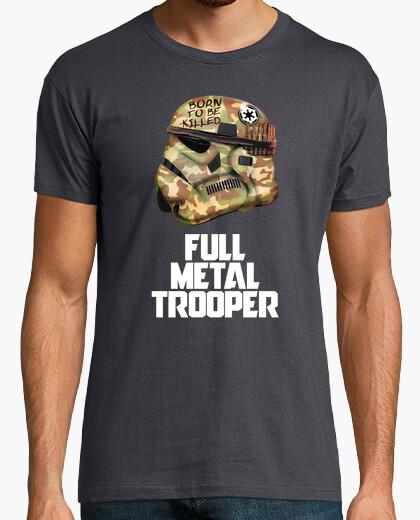 Camiseta Full metal trooper