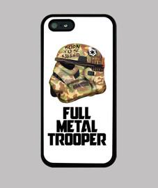 Full metal trooper iPhone