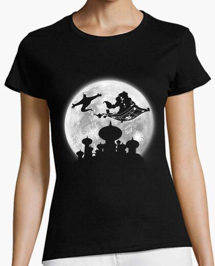 Camiseta Full Moon over Agrabah