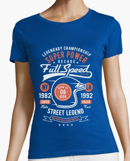 Full speed t-shirt