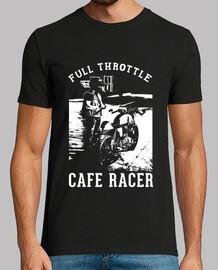 Full Throttle - Cafe racer