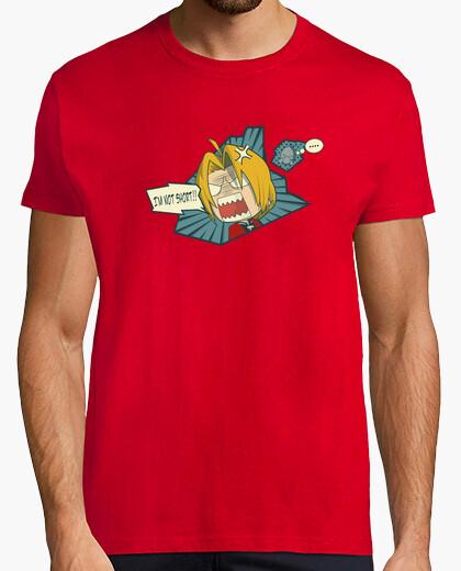 Tee-shirt Fullmetal chibi