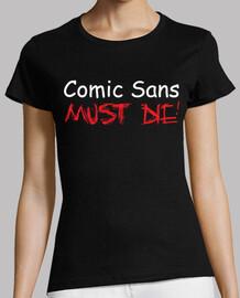 fumetti sans devono die