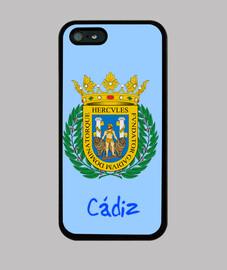 Funa Iphone Escudo de Cádiz