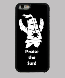 Funda - Dark Souls - Caballero Solaire - Praise the Sun - iPhone 5