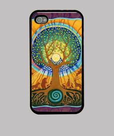 Funda árbol de la vida