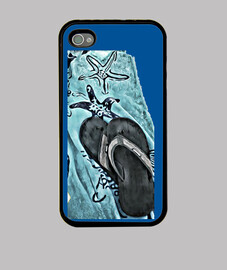 Funda beach iPhone 4
