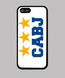 Funda Boca Juniors CABJ para Iphone 5 / 5s