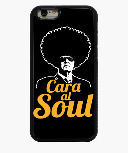 Funda iPhone 6 Funda Cara al Soul
