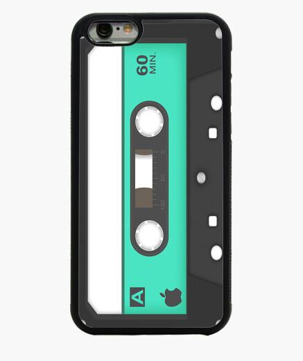 Funda iPhone 6 / 6S Funda Caset Celeste, iphone 6