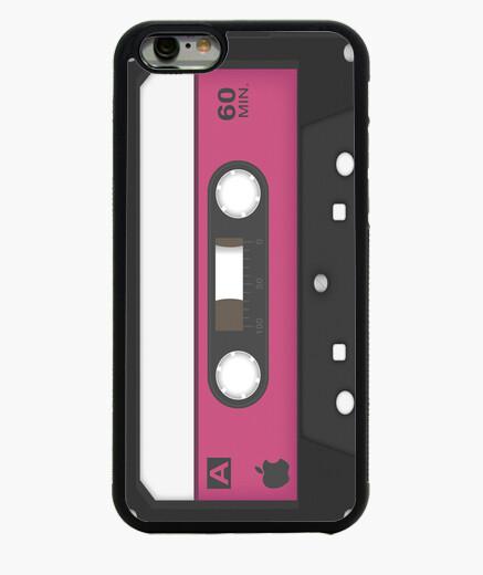 Funda iPhone 6 / 6S Funda Caset Rosa, iphone 6