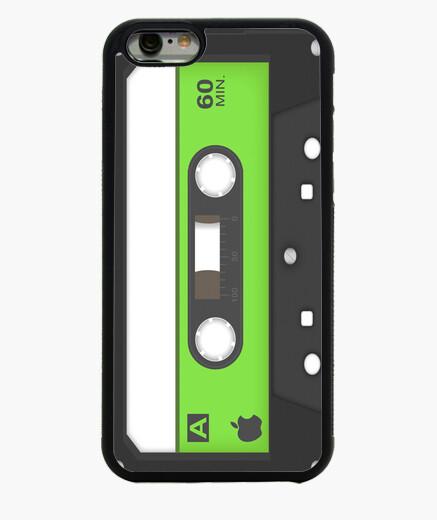 Funda iPhone 6 / 6S Funda Caset Verde, iphone 6