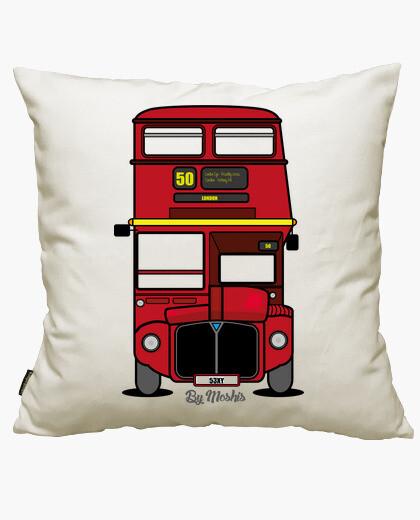 Funda cojín London Bus