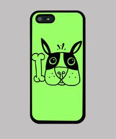 funda conejo verde iphone 5