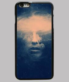 Funda COSMOS iPhone 6 Plus, negra