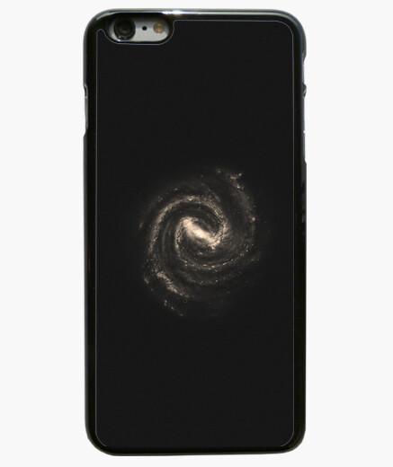 Funda iPhone 6 Plus / 6S Plus Funda COSMOS iPhone 6 Plus, negra