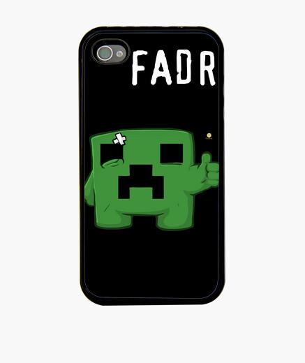 Funda iPhone Funda Creeper