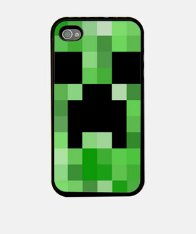 Funda Creeper Minecraft