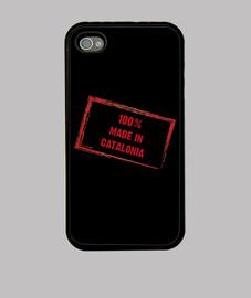 Funda d'Iphone 100% made in catalonia