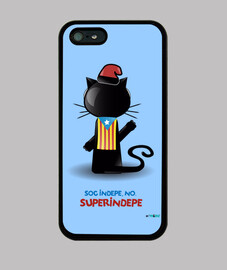 Funda d'Iphone 5 de Super Indepe