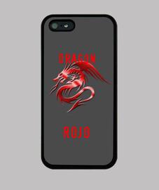 Funda Dragón Rojo