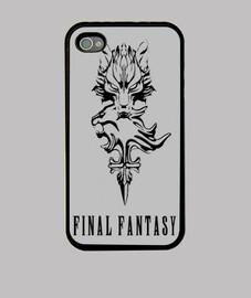 Funda El lobo & el león - Final Fantasy