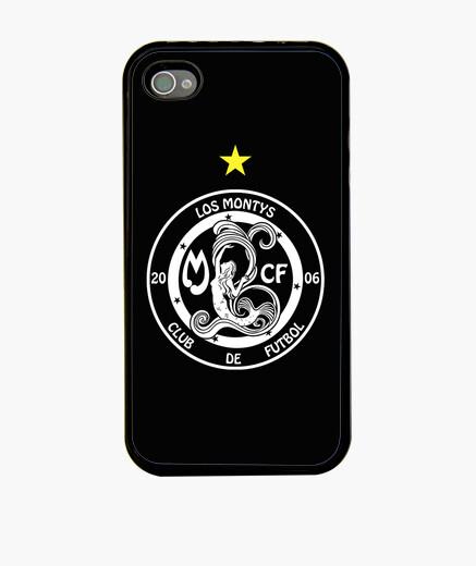 Funda iPhone funda escudo montys 4