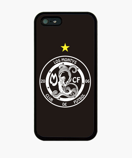 Funda iphone funda escudo montys b n 457465 fundas iphone latostadora - Personalizar funda iphone ...