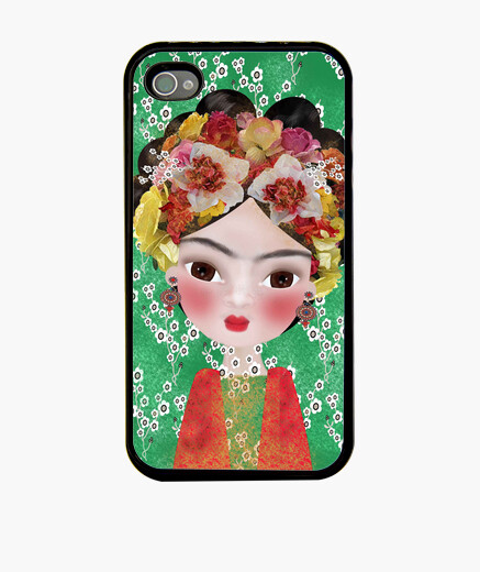 Funda iphone funda frida n 296728 fundas iphone latostadora - Personalizar funda iphone ...