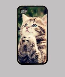 funda gatito