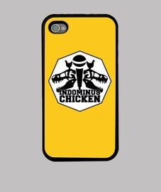 Funda I.C. amarilla de iPhone 4 / 4S