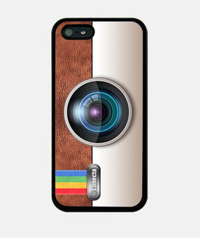 Funda Instagram para iphone5